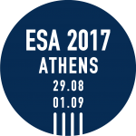 13-я конференция Европейской социологической ассоциации «Создание Европы: капитализм, солидарность, субъективность»