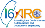 XVI Asian Regional Conference on Soil Mechanics and Geotechnical Engineering 16ARC