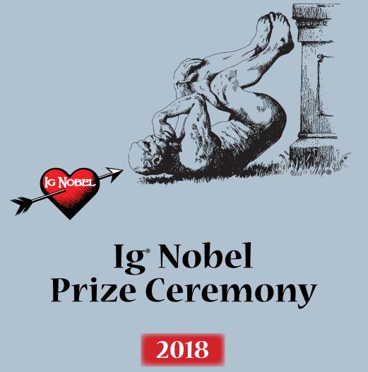 Истязания куклы Вуду начальника: кому и за что дали Шнобелевскую премию в 2018 году
