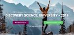 Discovery Science: University – 2019: VIII Международный интеллектуальный конкурс студентов, аспирантов, докторантов