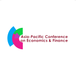 2020 Asia-Pacific Conference on Economics and Finance (APEF 2020)